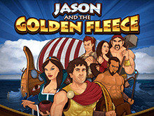 Jason And The Golden Fleece Слот
