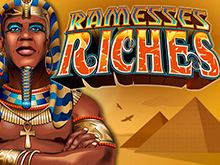 Ramesses Riches Слот