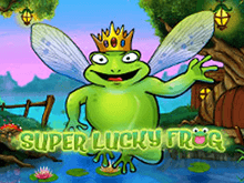 Super Lucky Frog Слот