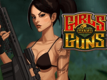 Girls With Guns - Jungle Heat Слот