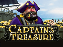 Captains Treasure Слот