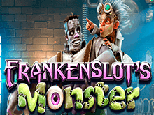 Frankenslot's Monster Слот